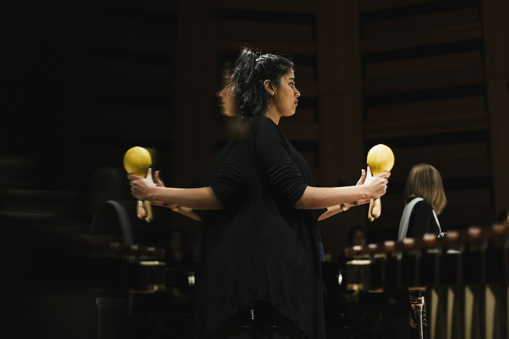 Pinata Percussion. Photography by Olivia Davies