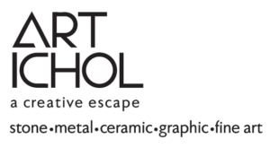 Art Ichol Logo Black