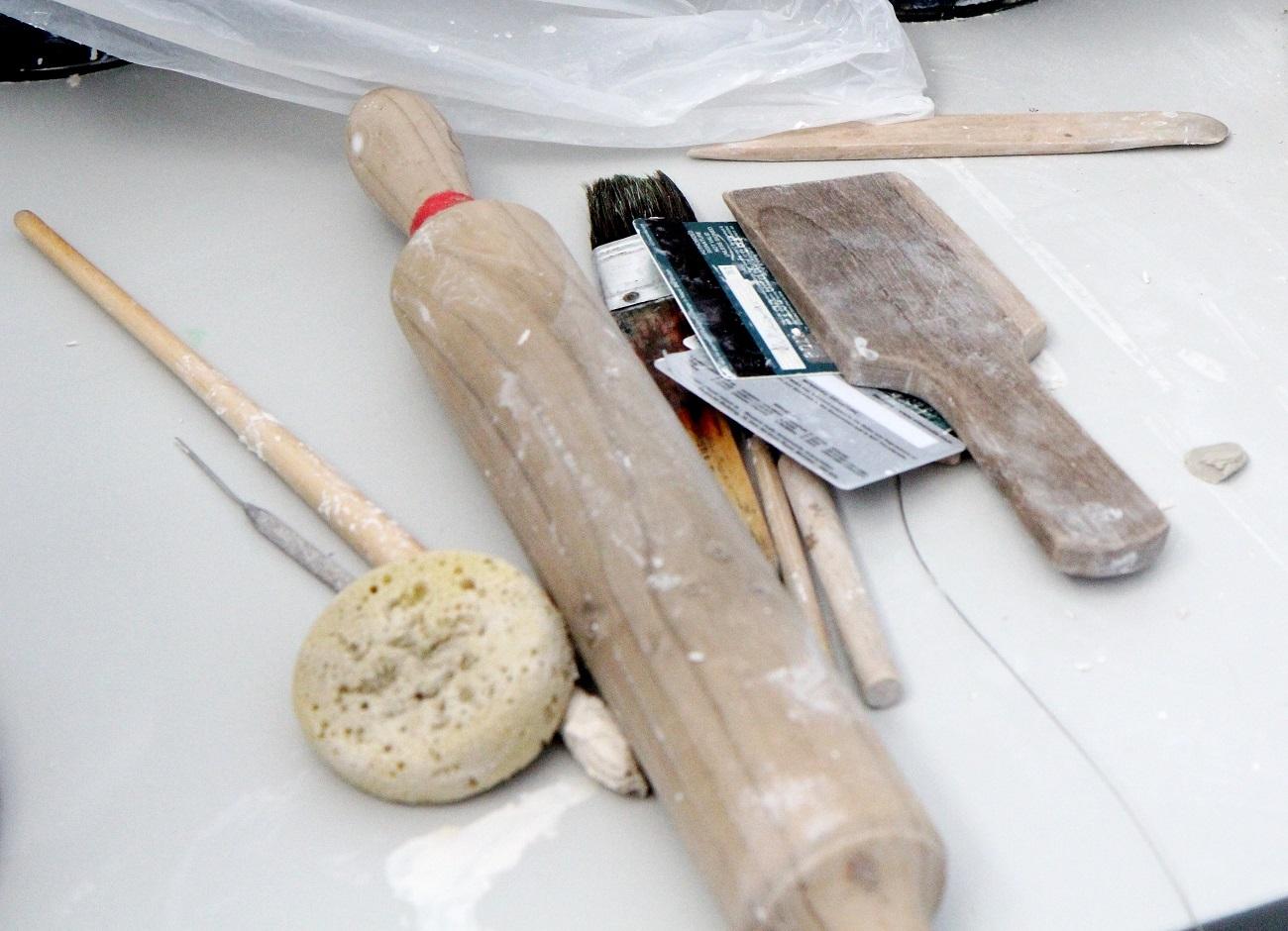 Anjani Khanna's studio tools