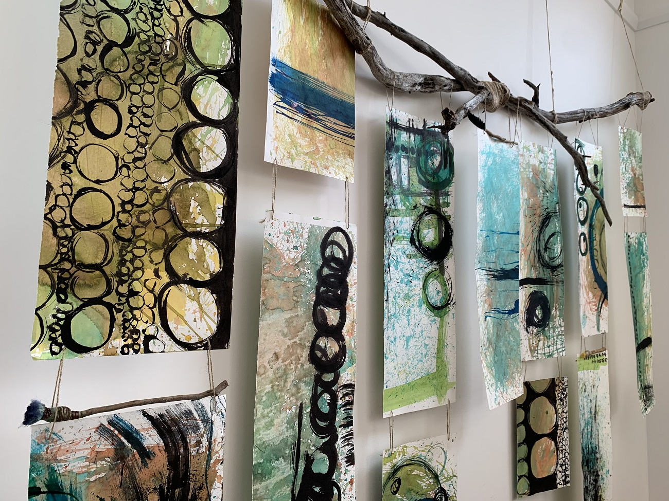 Works by Bridget Baldock