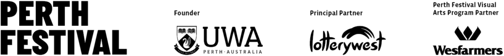 Perth Festival Logos 2021