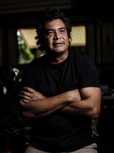 Garry Sibosado. Photography by Michael Jalaru Torres
